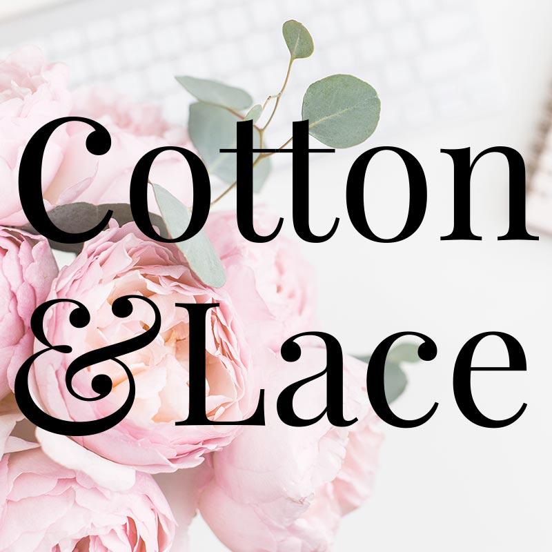 Branding Cotton & Lace